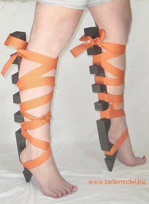BDSM high heeled shoes. South Africa, Pretoria east