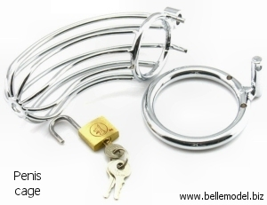 BSDM metal chastity cages - big, South Africa, Pretoria
